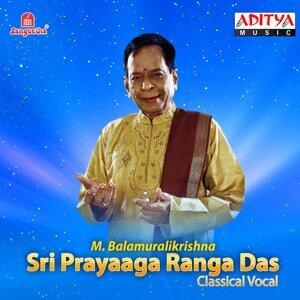 M. Balamuralikrishna, Mahathi Srinivas, Mani Kiran 歌手頭像