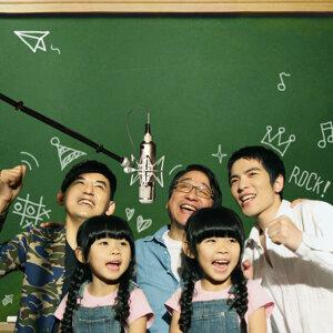 李濤+黃子佼+蕭敬騰+左左右右 歌手頭像