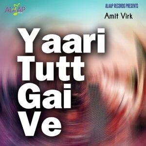 Amit Virk 歌手頭像