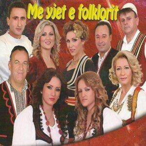 Nazife & Merita Bunjaku, Bajram Gigolli, Motrat Mustafa, Salim Arifi & Hetem Matoshi, Shkurte Fejza, Mahmut Ferati, Zef Beka, Labinot Beqiri, Nazim Gagica 歌手頭像