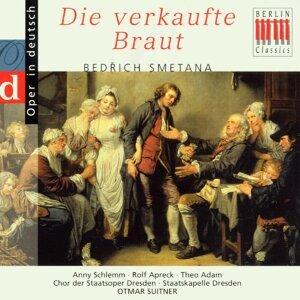 Otmar Suitner, Staatskapelle Dresden & Dresden State Opera Chorus 歌手頭像