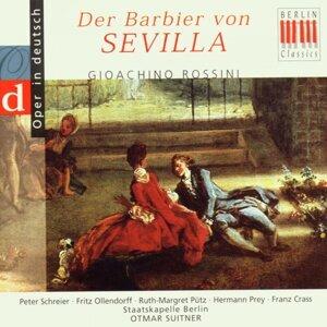 Otmar Suitner, Berlin Staatskapelle 歌手頭像