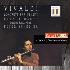Eckart Haupt, Dresden Baroque Soloists & Peter Schreier 歌手頭像