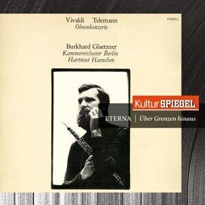 Burkhard Glaetzner, Hartmut Haenchen, Berlin Chamber Orchestra & Walter Heinz Bernstein 歌手頭像