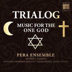 Pera Ensemble, Mehmet Cemal Yesilcay, Valer Barna-Sabadus, Francesca Lombardi Mazzulli & Chamber Choir of Europe 歌手頭像