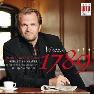 Sebastian Knauer, Sir Roger Norrington & Zürcher Kammerorchester 歌手頭像