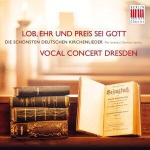 Vocal Concert Dresden, Peter Kopp & Sebastian Knebel 歌手頭像