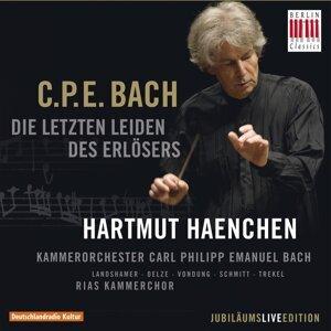 Hartmut Haenchen & Kammerorchester Carl Philipp Emanuel Bach 歌手頭像