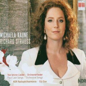 NDR Radiophilharmonie, Michaela Kaune & Eiji Oue 歌手頭像