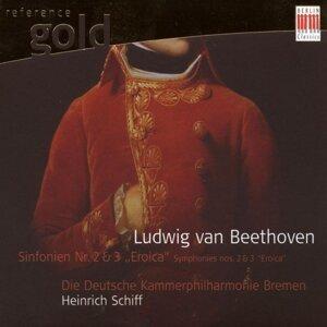The Deutsche Kammerphilharmonie Bremen, Heinrich Schiff 歌手頭像