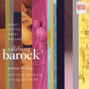 Bell'Arte Salzburg, Annegret Siedel 歌手頭像