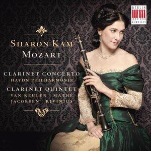 Sharon Kam & Österreichisch-Ungarische Haydn Philharmonie 歌手頭像