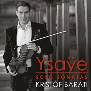 Kristóf Baráti 歌手頭像