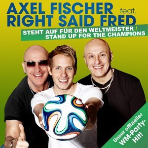 Axel Fischer feat. Right Said Fred 歌手頭像