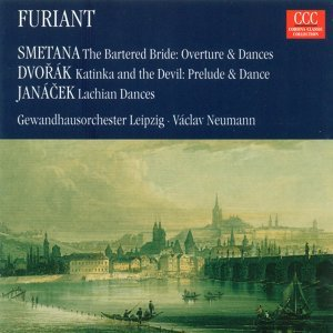 Václav Neumann & Gewandhausorchester Leipzig 歌手頭像
