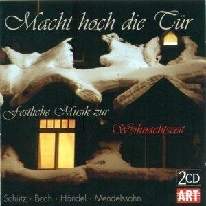 Peter Schreier, Theo Adam, Leipzig Thomaner Choir, Berlin Radio Symphony Orchestra, Staatskapelle Dresden 歌手頭像