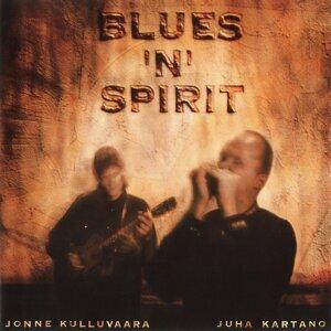 Jonne Kulluvaara & Juha Kartano 歌手頭像