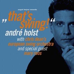 Andre Holst 歌手頭像