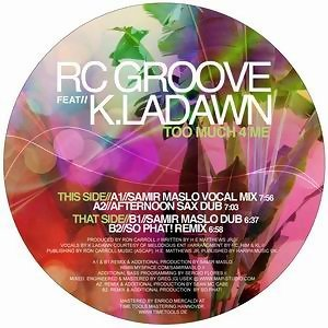 RC Groove feat. K. Ladawn 歌手頭像