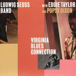 Ludwig Seuss Band, Eddie Taylor & Popsy Dixon 歌手頭像