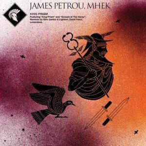 James Petrou, Mhek 歌手頭像