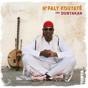 N'Faly Kouyate and Dunyakan 歌手頭像