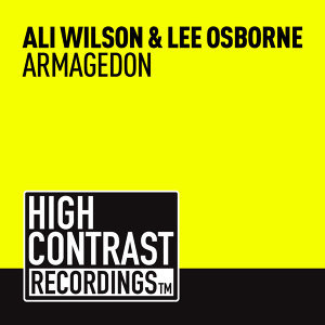Ali Wilson and Lee Osborne