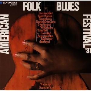 American Folk Blues Festival '81 歌手頭像