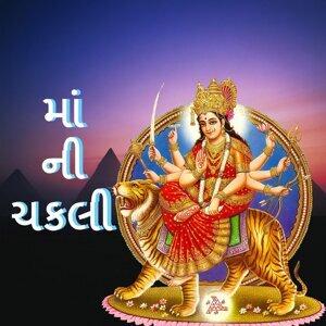 Shankarsinh Thakor, Dharmishtha Patel, Asha Yogi 歌手頭像