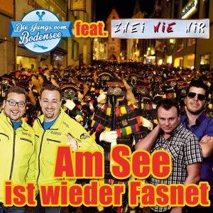 Die Jungs vom Bodensee feat. Zwei wie wir 歌手頭像