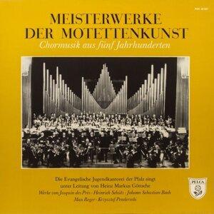 Evangelische Jugendkantorei der Pfalz, Heinz Markus Göttsche 歌手頭像