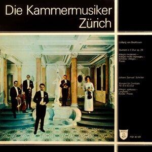 Kammermusiker Zürich 歌手頭像
