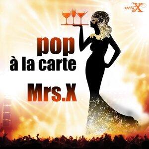 Mrs. X 歌手頭像