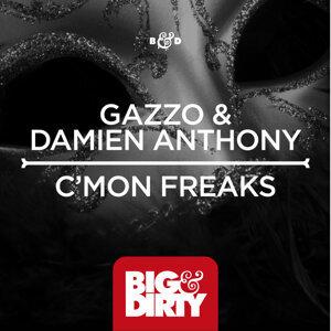 Gazzo and Damien Anthony 歌手頭像