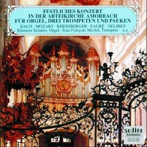 Edgar Guggeis, Erich Rinner, Jean François Michel, Klemens Schnorr & Uwe Komischke 歌手頭像