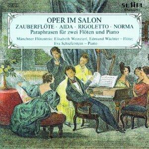 Münchner Flötentrio, Elisabeth Weinzierl, Edmund Wächter & Eva Schieferstein 歌手頭像