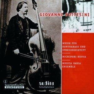Michinori Bunya & Musica Varia Ensemble 歌手頭像