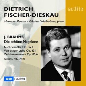 Dietrich Fischer-Dieskau, Günther Weißenborn & Hermann Reutter 歌手頭像