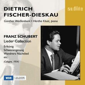 Günther Weißenborn, Dietrich Fischer-Dieskau, Dietrich Fischer-Dieskau & Hertha Klust 歌手頭像