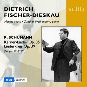 Dietrich Fischer-Dieskau, Günther Weißenborn & Hertha Klust 歌手頭像