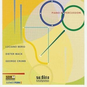 Dieter Mack, George Crumb, Luciano Berio & Piano & Percussion 歌手頭像