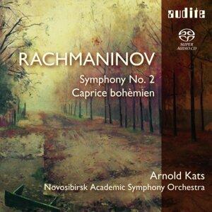 Novosibirsk Academic Symphony Orchestra, Arnold Kats, Arnold Kats & Novosibirsk Academic Symphony Orchestra 歌手頭像