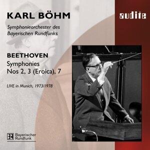 Karl Böhm & Symphonieorchester des Bayerischen Rundfunks 歌手頭像