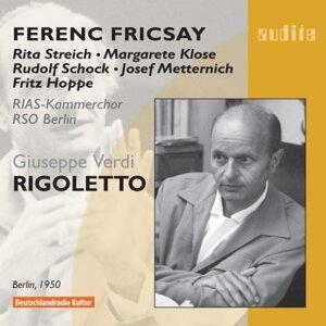 Ferenc Fricsay, Deutsches Symphonie-Orchester Berlin & RIAS Kammerchor Berlin 歌手頭像