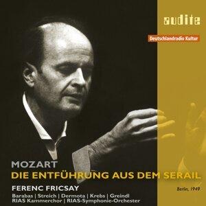 RIAS Kammerchor, RIAS-Symphonie-Orchester & Ferenc Fricsay 歌手頭像