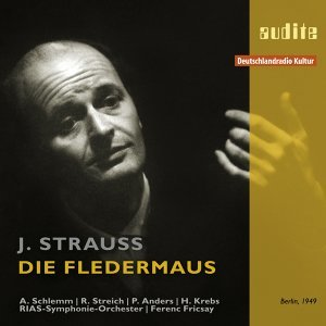 Ferenc Fricsay & Deutsches Symphonie-Orchester Berlin 歌手頭像