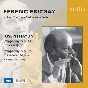 Ferenc Fricsay & WDR Sinfonieorchester Köln 歌手頭像