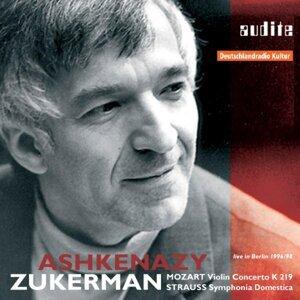 Vladimir Ashkenazy & Deutsches Symphonie-Orchester Berlin 歌手頭像