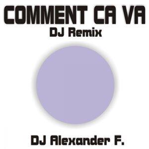 DJ Alexander F 歌手頭像