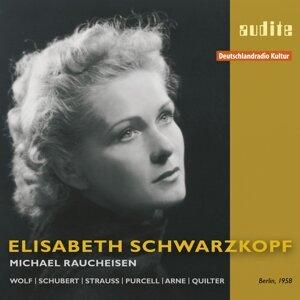 Elisabeth Schwarzkopf & Michael Raucheisen 歌手頭像